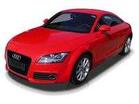 Audi TT Coupe 2.0 TFSI XENON PLUS  PARKTRONIC  SITZHEIZUNG  KLIMAAUTOMATIK