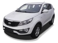 Kia Sportage 1.7 CRDI DPF ATTRACT 2WD  PDC  SHZG VORN & HINTEN  TEMPOMAT  KLIMAAUTOMATIK