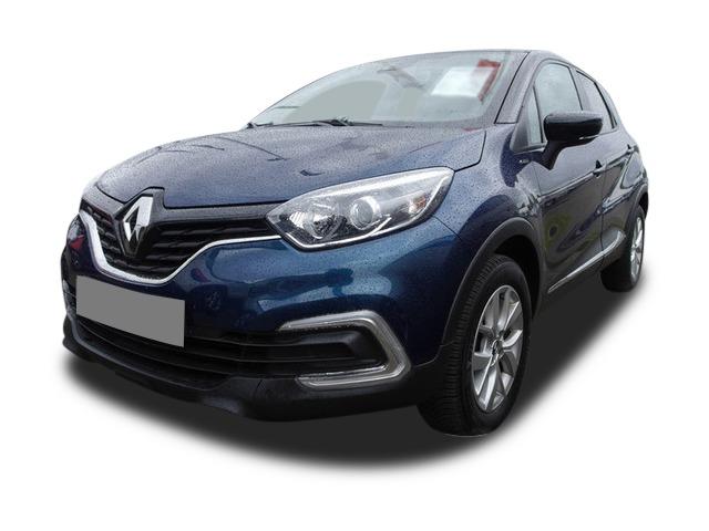 Used Renault Captur 1.2 TCe