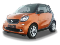 Smart fortwo Cabrio 52kW Passion Automatik Cool+Audio