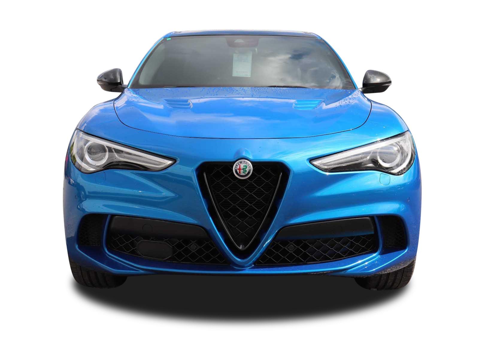 Used Alfa Romeo Stelvio 2.9